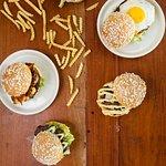 Burger Avenue burgers