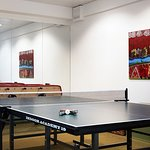 Table Tennis & Fußball