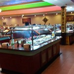 Food counters