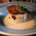 Escalope de foie poele