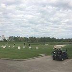 Celebration Golf Club driving range