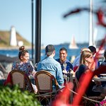 Dine right on the Halifax waterfront!