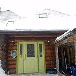 Front Door in January
