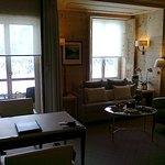 Kulm Hotel St. Moritz Photo