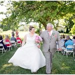 Richwood is also a wedding & special events venue! (Photo credit: Everleigh Photography)