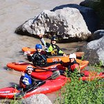 Whitewater kayak Guided Tours