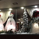2015 Holiday window