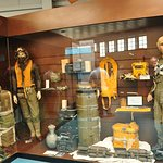 Paratrooper exhibit
