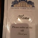 Foto de Thorpe Farm Centre