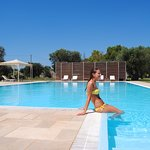 Una delle nostre piscine - One of our swimming pool