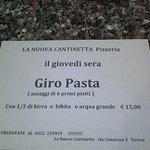 Foto de La Nuova Cantinetta