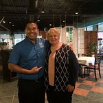 The owner, Carlos Soldevilla, has been working in the restaurant industry since he was 11