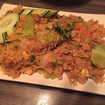 Veggie Thai Fried Rice