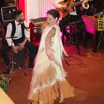 Flamenco Show am Eröffnungsabend