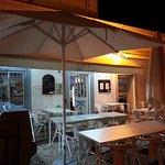 outside Cuca Restaurant