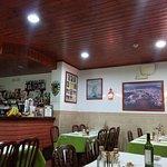 inside Cuca Restaurant