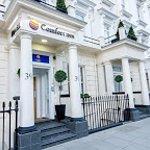 Photo of Comfort Inn Buckingham Palace Road