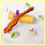Goats Cheese Cannelloni