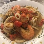 Amazing authentic Italian food. Absolutely wonderful and mouth watering - an absolute must!