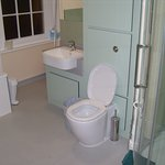 The shared washing and toilet facilities have been refurbished to a high standard!