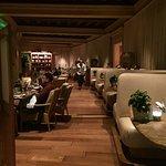 Inside the Coliseum Pool & Grill Restaurant