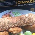 Crumbs Sandwich Bar Ltd의 사진
