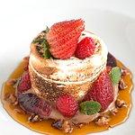 Steamed Meringue at Ocean Restaurant