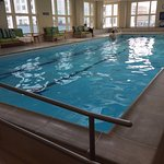 The Pool in the Health Spa