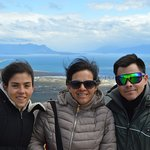 Puerto Natales desde lo alto