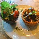 New refurbishment and food looking fab  👍