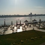 The Nile view