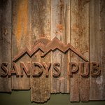 Sandy's Pub has a great story behind the name - ask about it next time you stop by!