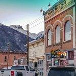 Historic mining town of Silverton