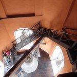 Escaleras Bajando del Campanario