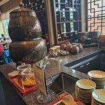 Their Cantonese restaurant called Shatin 18 has fantastic dessert selection, delicious, original