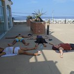cteres como máximo) Yoga en Hotel Las Palmeras de Huanchaco