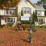 The charming and lovely Goose Pond Inn.