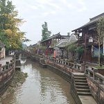 Jiezi Ancient Town Foto