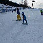 Davos Skiing Ressort Foto
