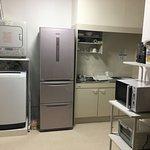 Plenty of kitchen facilities