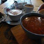 Soup was delicious!!