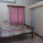 second bed room in double bed room apartment