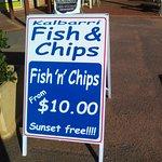 Kalbarri Fish & Chips