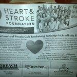 Heart & Stroke Fundraiser
