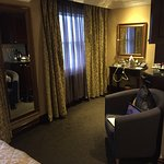 Bedroom - Wardrobe, Desk and Sitting Area