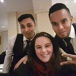 Shahan, me and mac