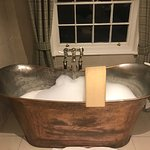 Edwards copper bathtub