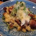 My mum liked the gnocchi so much she had it each of the two times we visited!