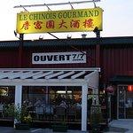 Facade Chinois Gourmand