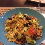 Couscous mit Gemüse und Nüssen